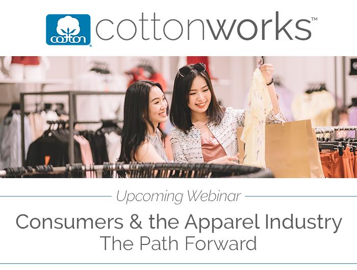 Hội thảo trực tuyến: Người tiêu dùng & Ngành may mặc - Con đường phía trước