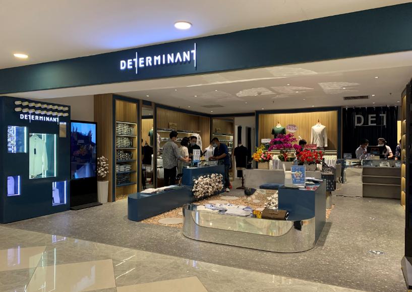 Determinant Việt Nam khai trương cửa hàng thứ hai tại Vincom Plaza Phan Văn Trị