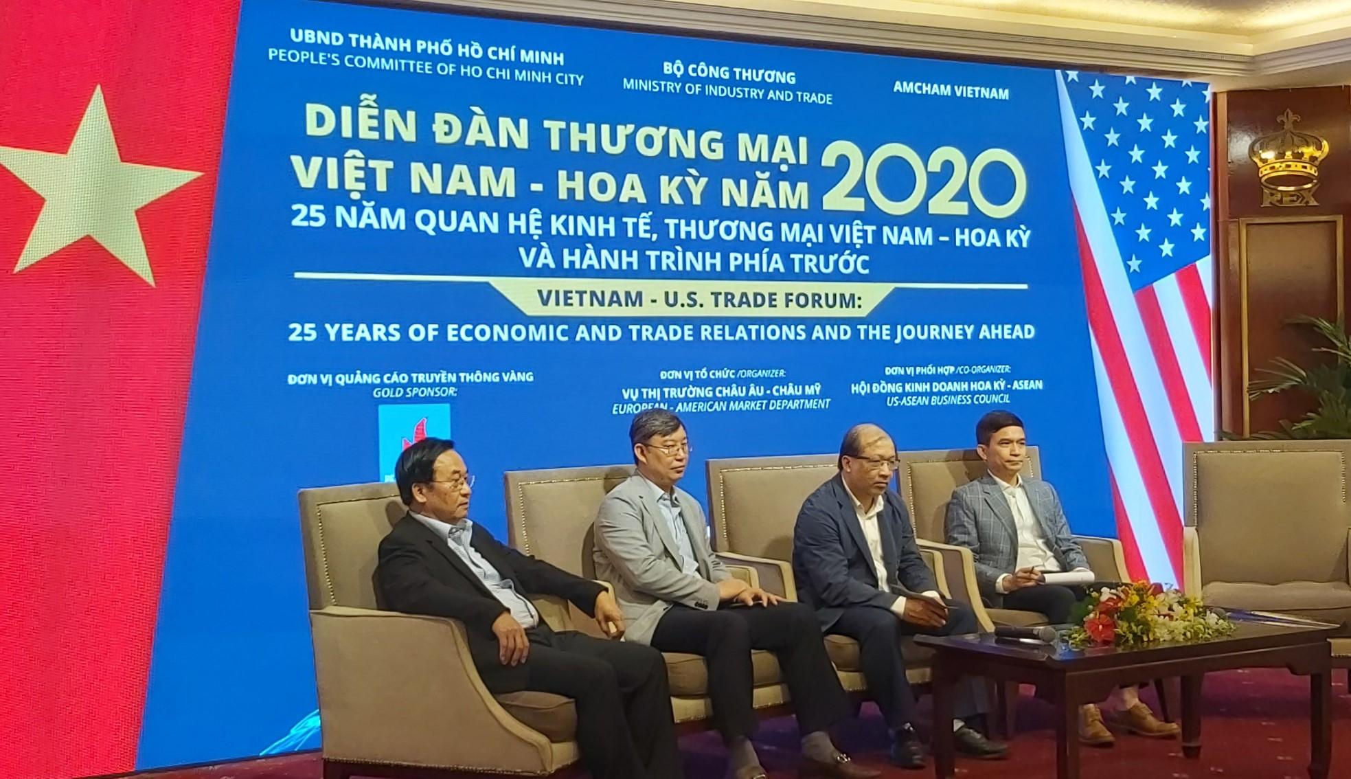 Thúc đẩy hợp tác song phương Việt Nam - Hoa Kỳ
