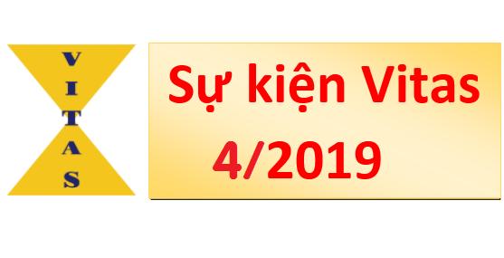Kế hoạch hoạt động tiêu biểu của Vitas 2019