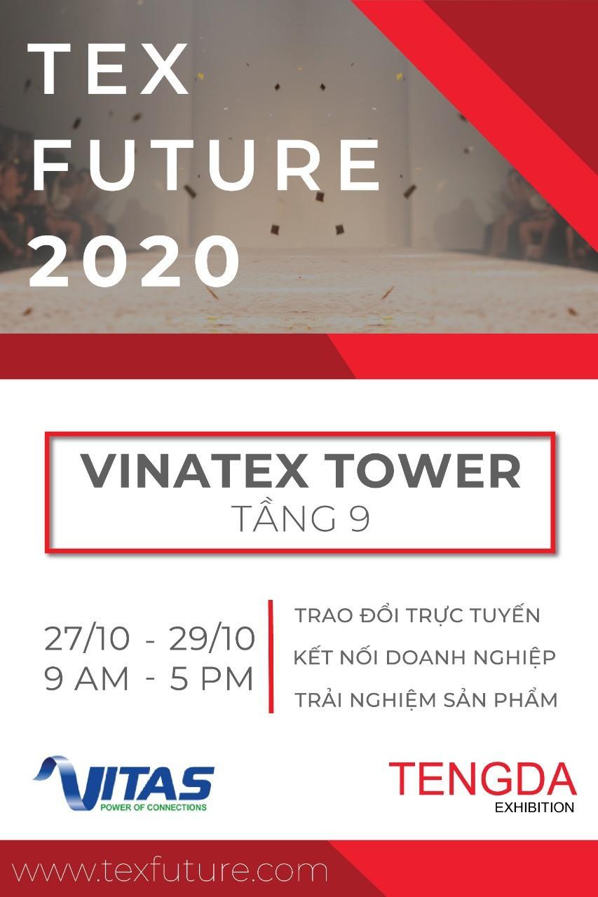 Invitation to 2020 TEXFUTURE - Virt...