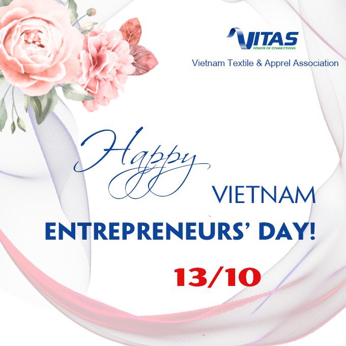 Happy Vietnam Entrepreneurs' Day!