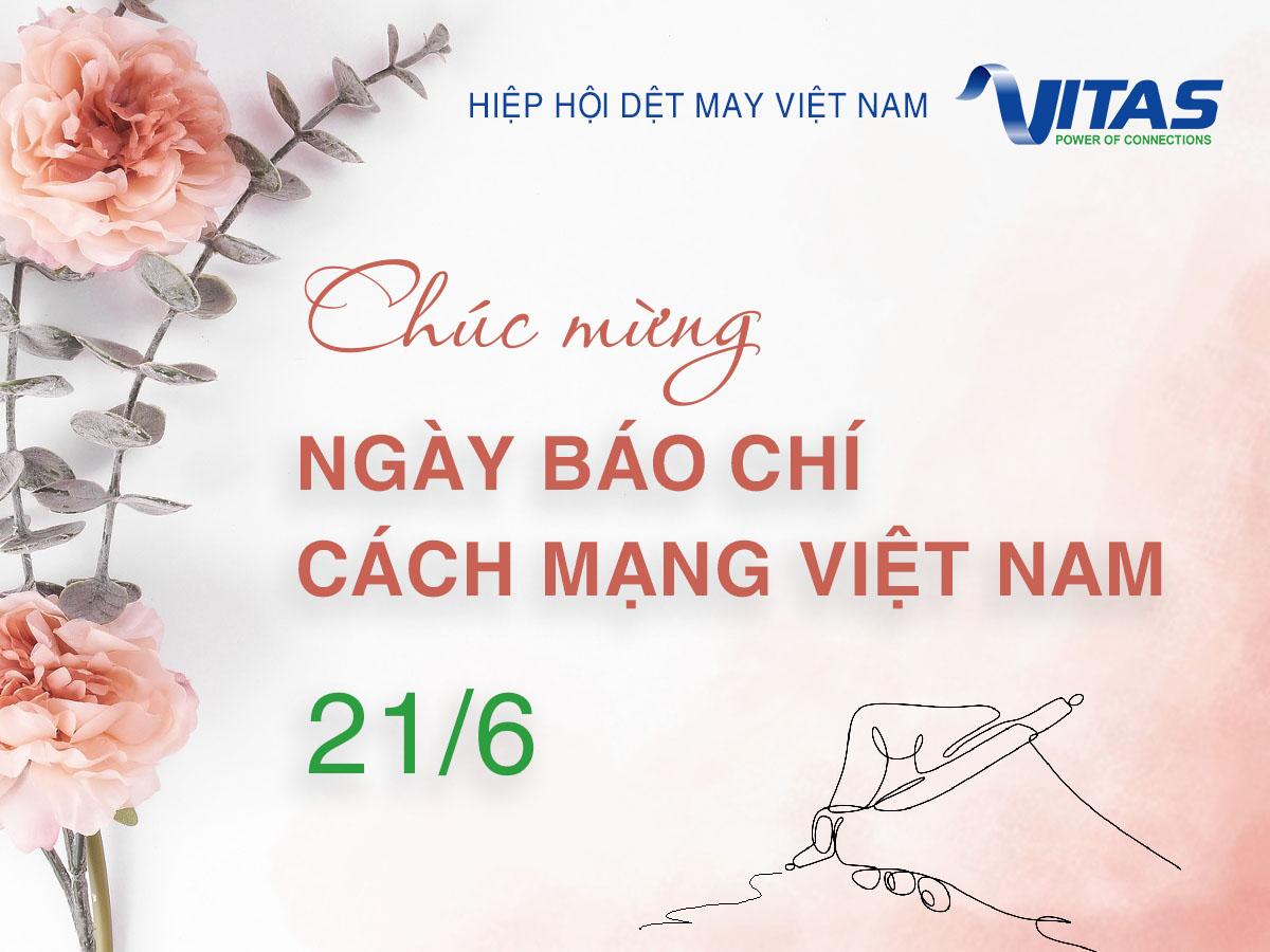 Chúc mừng ngày Báo chí cách mạng Việt Nam 21/6