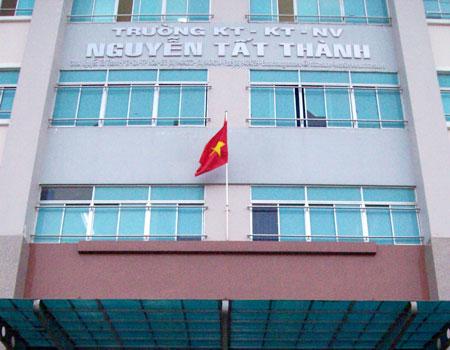 Trường ĐH Nguyễn Tất thành tuyển si...