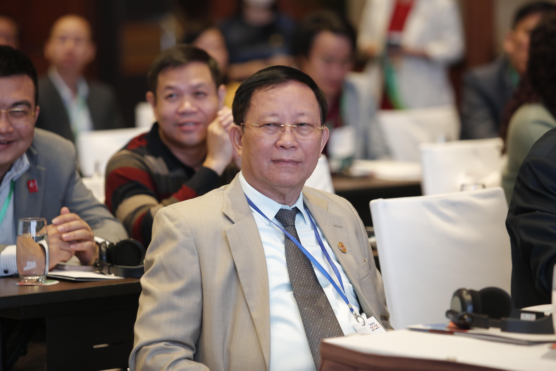 Bài tham luận của ông Bùi Đức Thịnh - Chủ tịch HĐQT Công ty CP May Sông Hồng