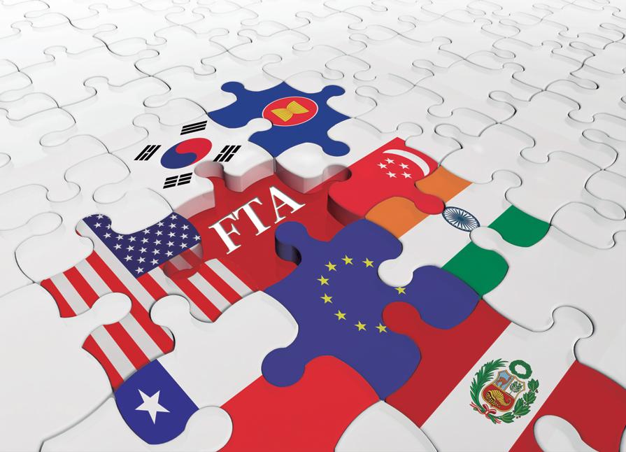 So sánh Quy tắc xuất xứ giữa ATIGA và EVFTA