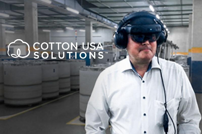 COTTON USA SOLUTIONS™ Tư Vấn Trực Tuyến Giúp Tăng Lợi Nhuận Sau Đại Dịch