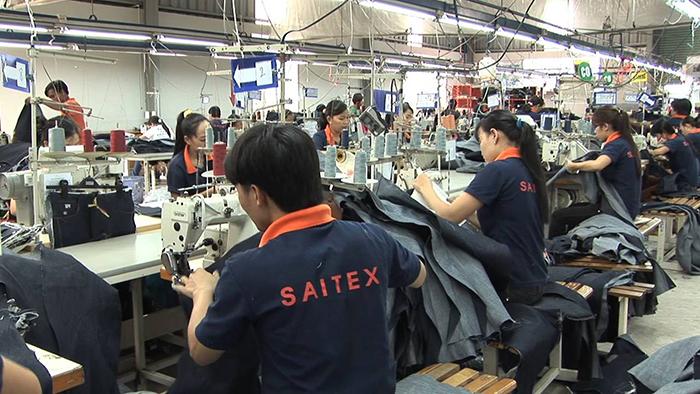 Tăng năng suất ngành dệt may- Người...