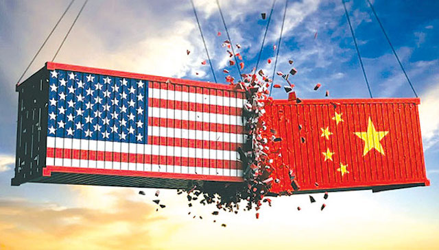The US-China Trade War: A Timeline