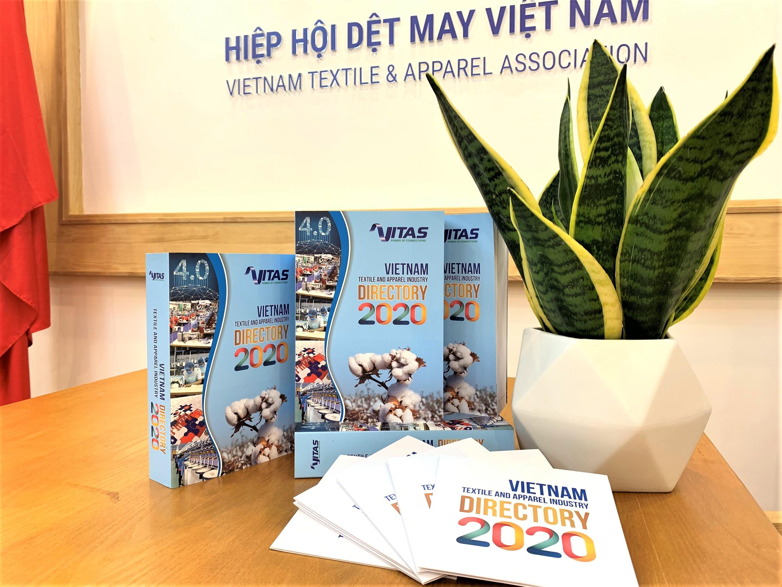 Tái bản Niên giám ngành Dệt may Việt Nam - Directory 2020
