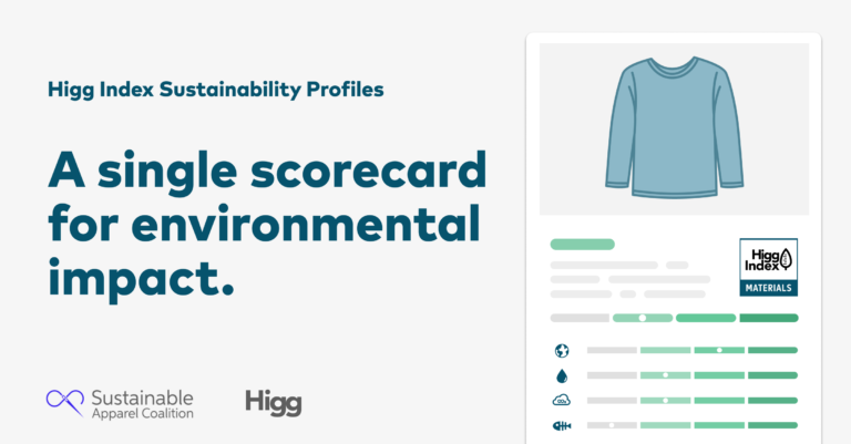 Sustainable Apparel Coalition and Higg launch new program for publicly sharing data on a product's environmental impact: Amazon, H&M, and Norrona among first to participate