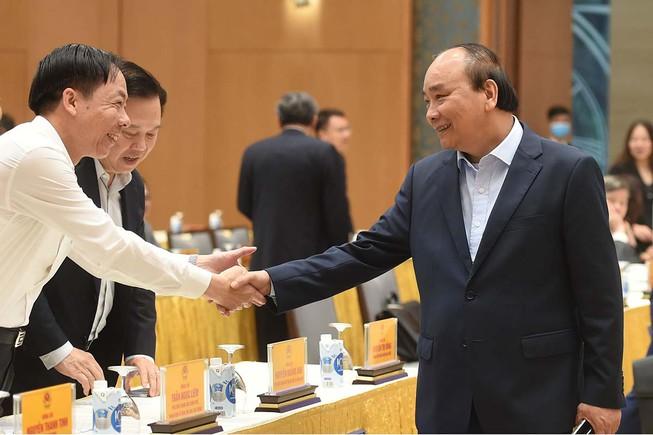 Tổ công tác đã truyền lửa về cải cách của Thủ tướng