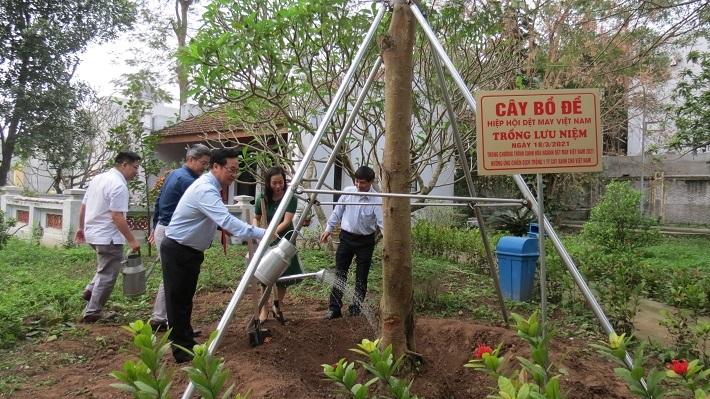 Vitas tổ chức chuỗi sự kiện hoạt động tại tỉnh Nam Định với chủ đề Xanh hóa ngành Dệt May