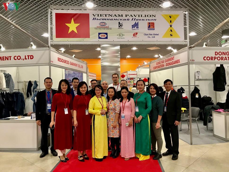 Hội chợ Textillegprom 2019 (LB Nga)