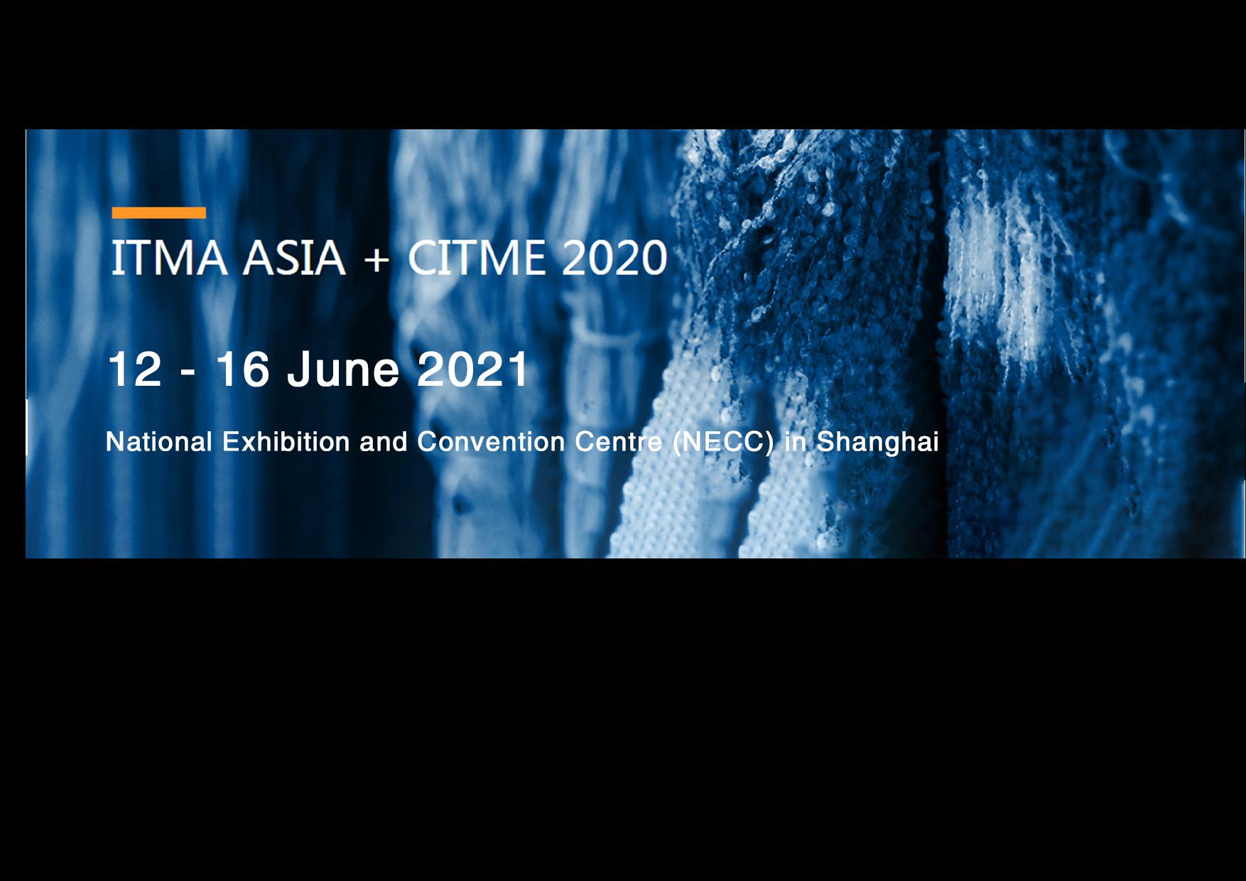 ITMA ASIA + CITME chuyển sang tháng 6/2021