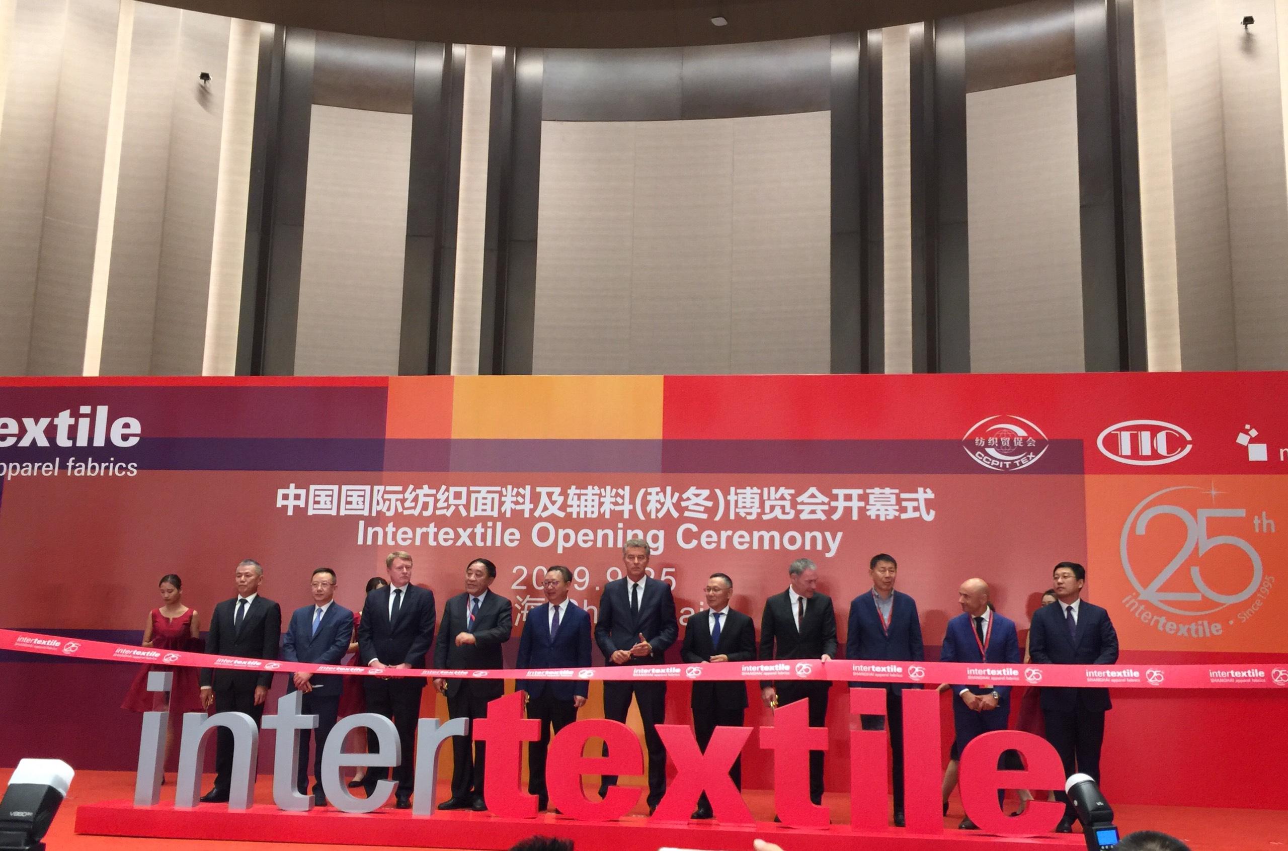 Hơn 4400 doanh nghiệp tham dự Intertextile Shanghai 2019