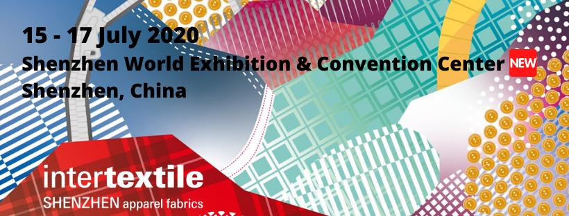 Thông báo chuyển thời gian của hội chợ Intertextile Shanghai 2020