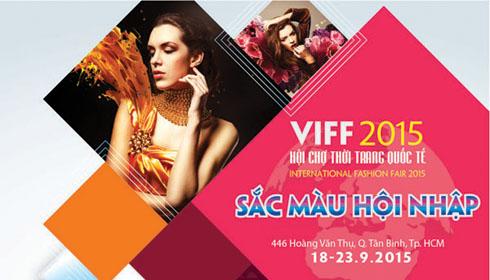 Mời tham gia hội chợ thời trang VIFF 2015