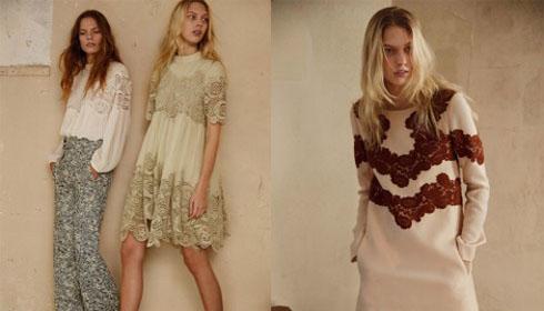Bộ sưu tập thời trang Chloé Pre-fal...