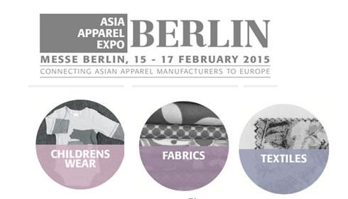 Mời tham dự Hội chợ May mặc Châu Á tại Berlin, Đức – Asia Apparel Expo Berlin