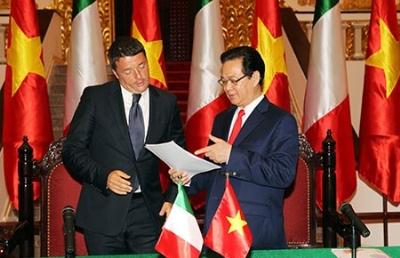 Thúc đẩy quan hệ đối tác chiến lược Việt Nam - Italia