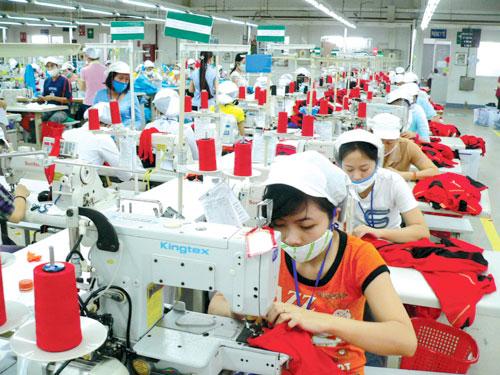Xây dựng ngành công nghiệp Dệt may trở thành một trong những ngành công nghiệp mũi nhọn