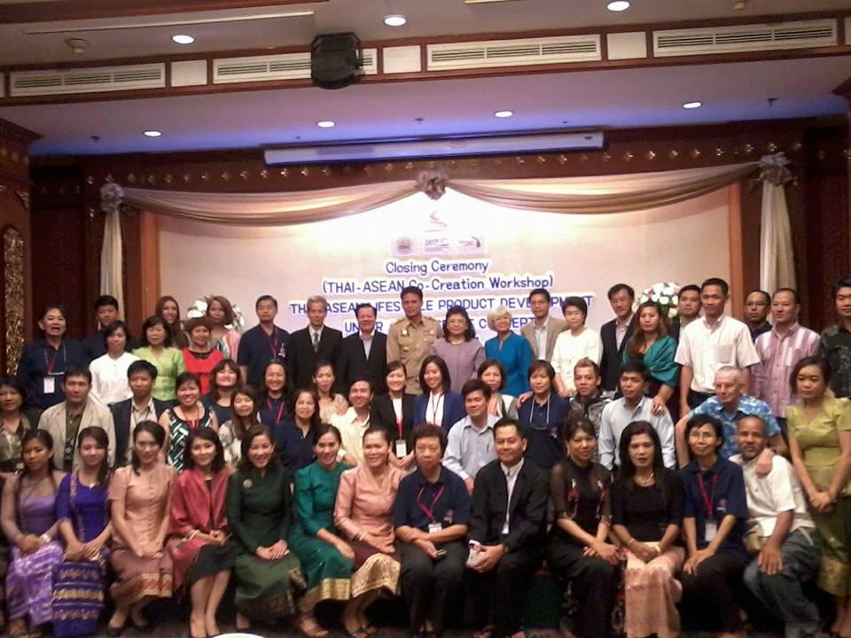 Vitas tổ chức đoàn tham dự khoá đào tạo tại Thái Lan